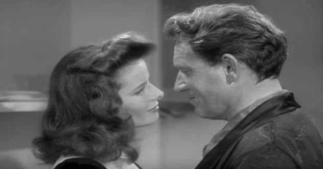 Spencer Tracy & Katharine Hepburn: Film Couples List