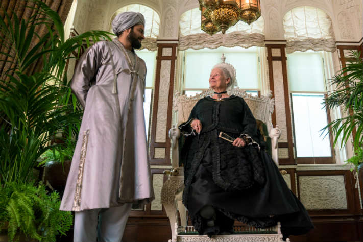 2018 Golden Globe Nominees - Victoria and Abdul