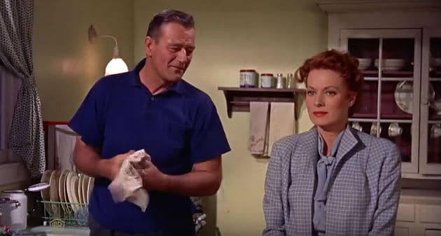 John Wayne & Maureen O'Hara: Film Couples List