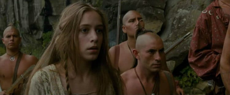 Alice Last of the Mohicans Unspoken love stories