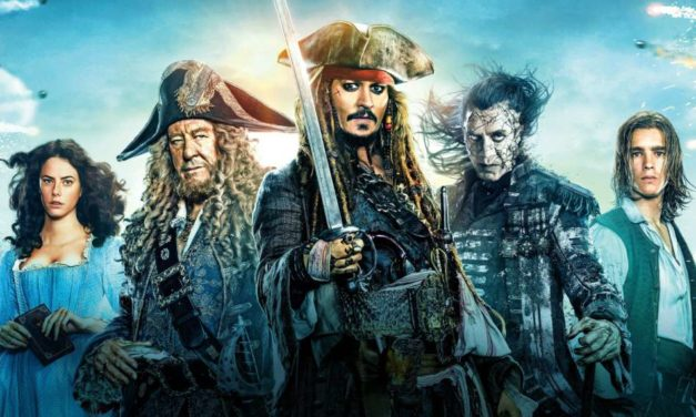 Pirates of the Caribbean: Dead Men Tell No Tales (2017) – A Swashbuckler Done in Proper Disney Fashion