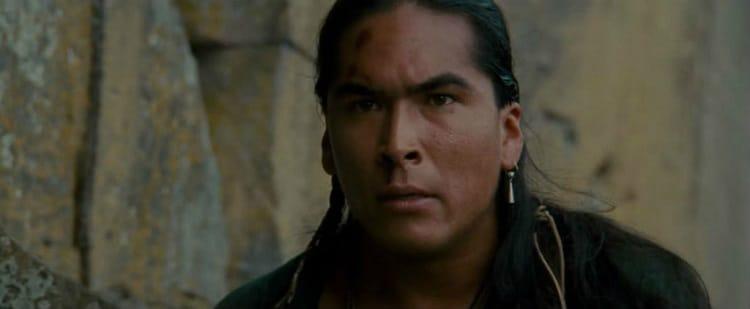 Uncas Last of the Mohicans Unspoken love stories