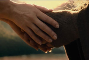 Romantic Moment of the Week: A Brief, Yet Tantalizing Touch Between Galadriel and Gandalf in The Hobbit