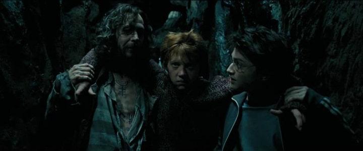 Harry Potter Prisoner of Azkaban Sirius black