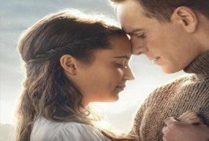 The Light Between Oceans, Romance, Period Drama, Michael Fassbender, Alicia Vikander