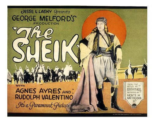 The Sheik (1921) Film Review