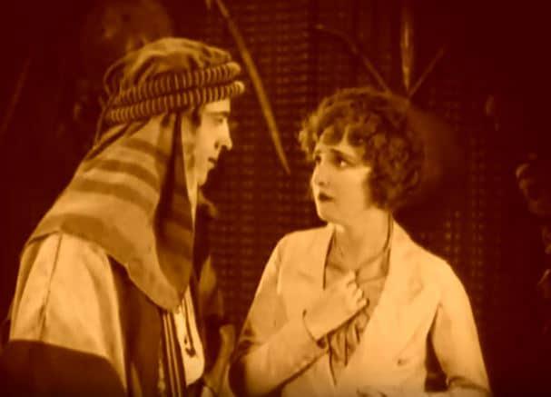 The Sheik (1921) Film Review