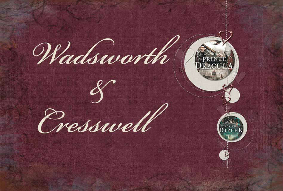 Literary Romantic Moment of the Week: Wadsworth and Cresswell