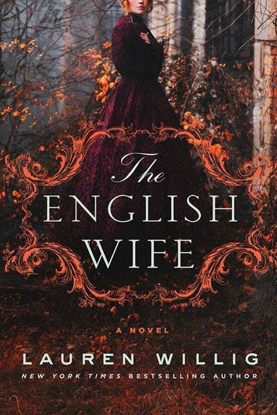 The English Wife, Lauren Willig, Romantic Mystery, Gilded Age Romance