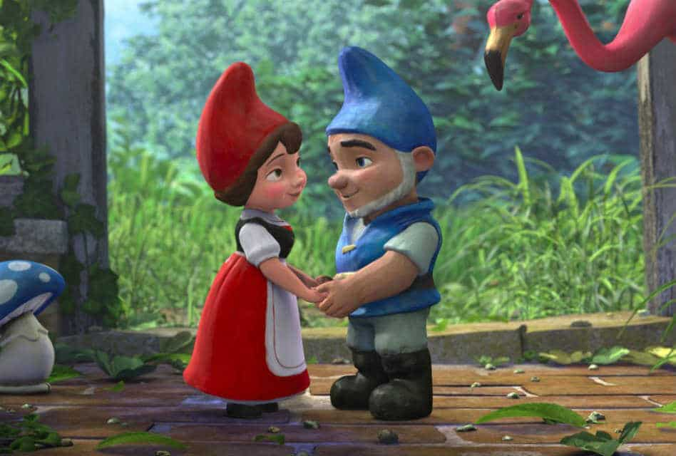 Gnomeo & Juliet (2011): A Rockin', Comedic, Family-Friendly Take on a Tragic Classic