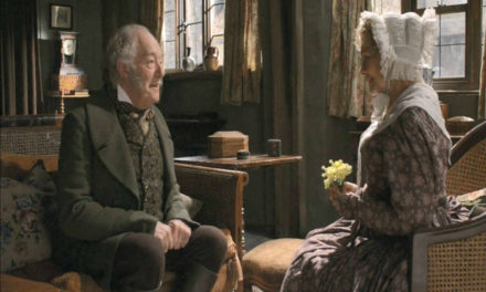 Romantic Moment of the Week: The Sweet Romance of Cranford's Matty and Thomas