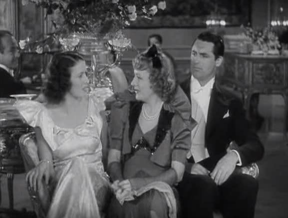 Cary Grant & Irene Dunne in The Awful Truth