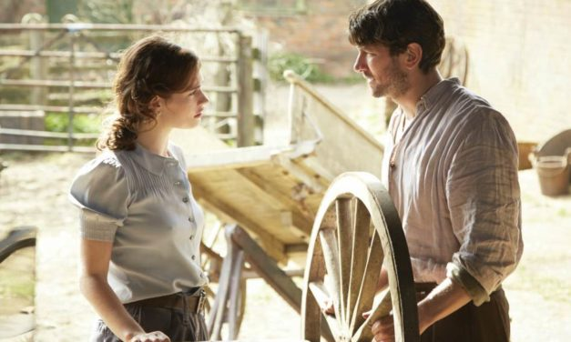 Previewing the New Period Drama Adaptation, 'Guernsey' starring Lily James (Plus the Official Trailer!)