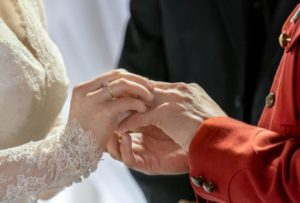 When Calls the Heart Wedding