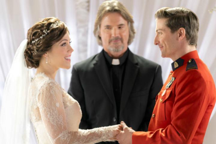 Jack and Elizabeth Wedding