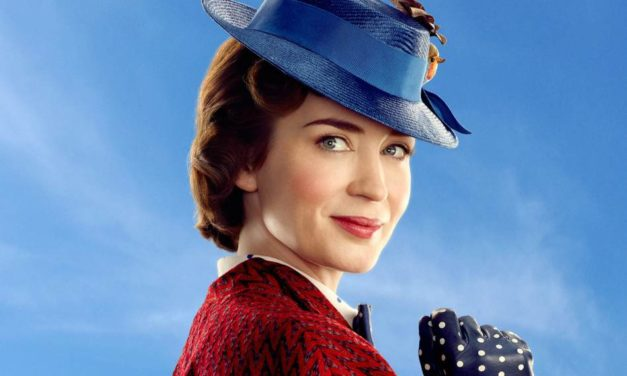 Supercalifragilisticexpialidocious! New Disney Film Mary Poppins Returns With Photos and New Trailer