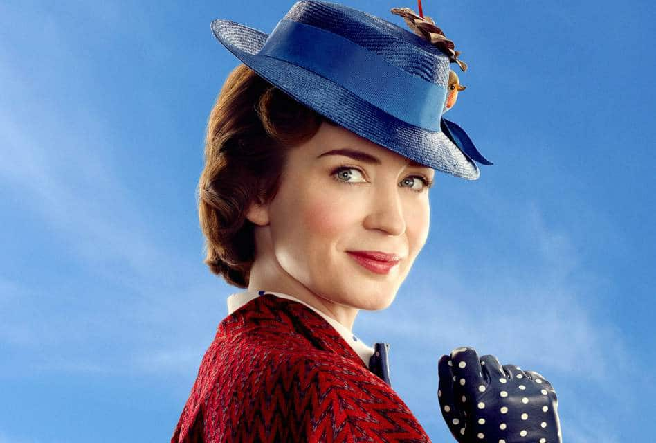 Mary Poppins Returns; Romance and Period Drama Watchlist For December 2018