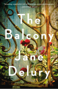 The Balcony, Jane Delury, Book Review