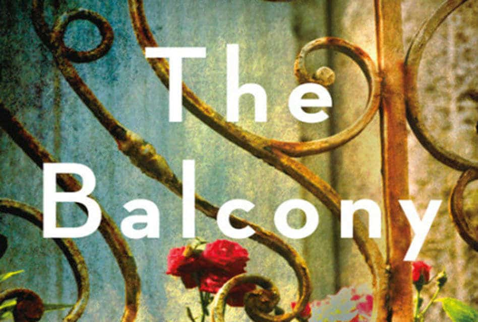 The Balcony, Jane Delury, Book Review, Romanticism