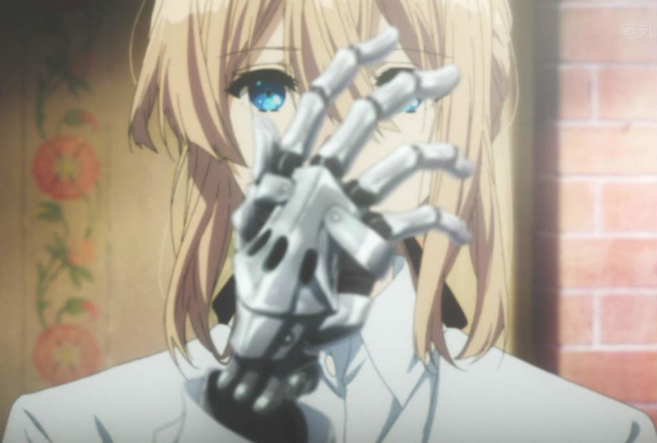 Violet Evergarden (2018): A Poignant Portrait of Finding Humanity in the Wake of War