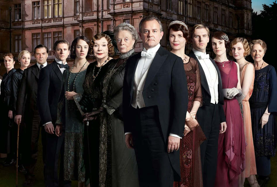 Downton Abbey, ITV