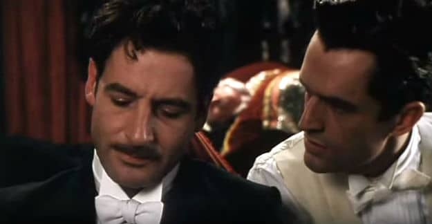 Jeremy Northam and Rupert Everett in An Ideal Husband