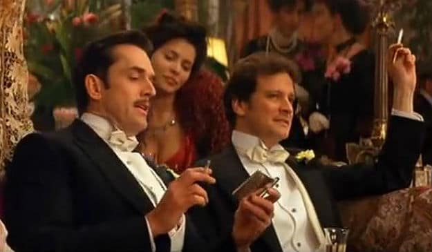 Rupert Everett & Colin Firth in The Importance of Being Earnest