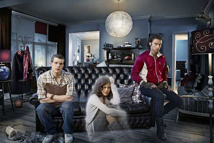 Being Human promotional image