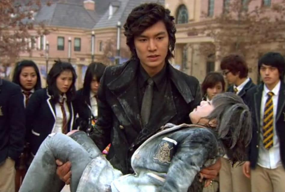 boys over flowers; The Top 50 Best Romantic Comedies on Netflix Right Now (2018)