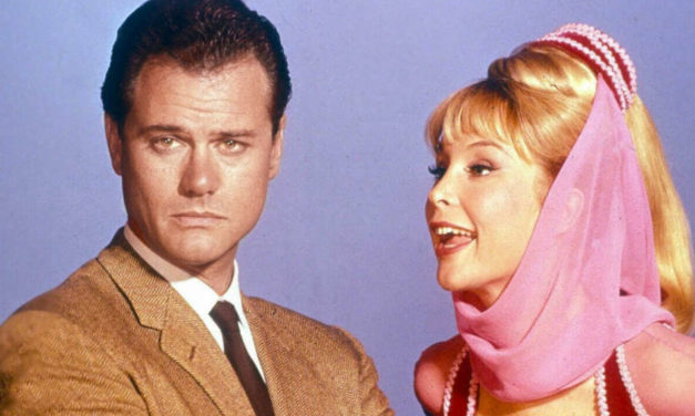 I Dream of Jeannie – A Classic Magical Romantic Comedy