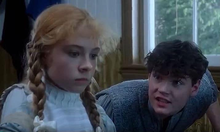 Anne and Gilbert; Meet Cute List
