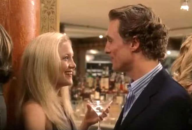 Andie and Ben; Meet Cute List