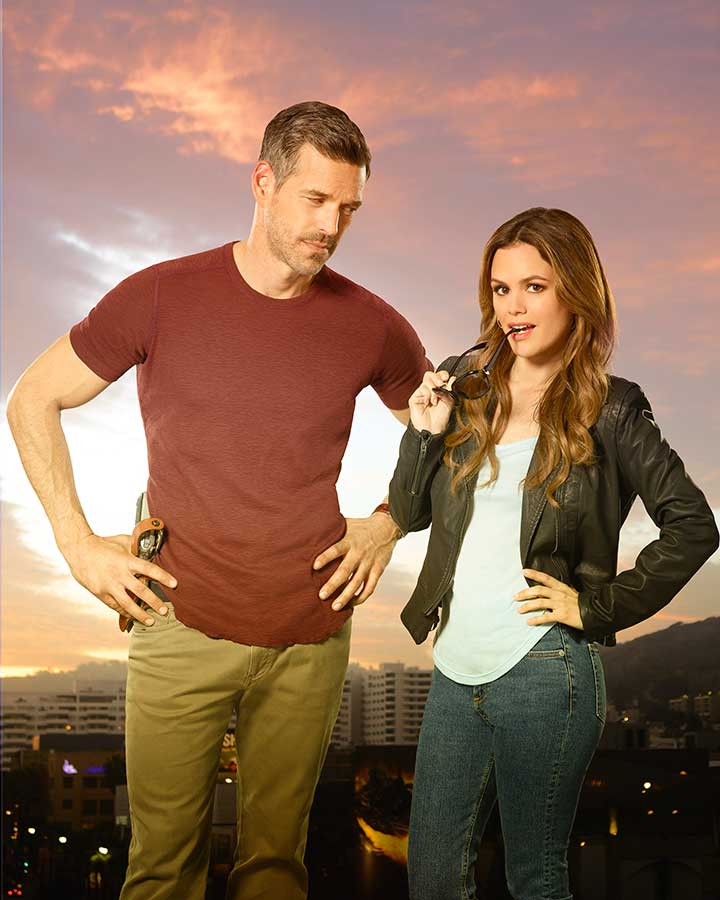 Take Two Review - A Fun and Promising New Romantic Crime Series