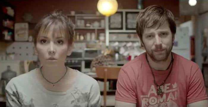 Aurora Papile & Luis Arrieta in A la Mala