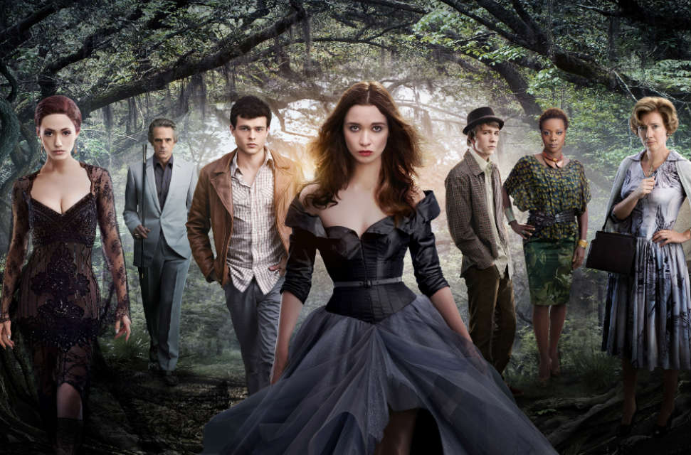 Beautiful Creatures - Paranormal Romances To Watch on Netflix