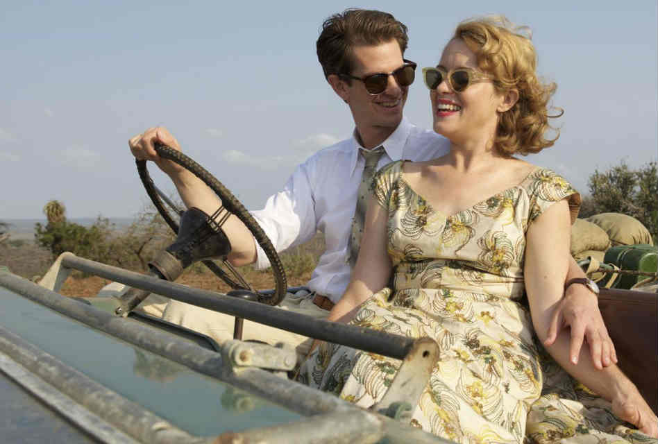 Andrew Garfield & Claire Foy in Breathe (2017); Breathe (2017) - A Must See Biopic of Courage and Love