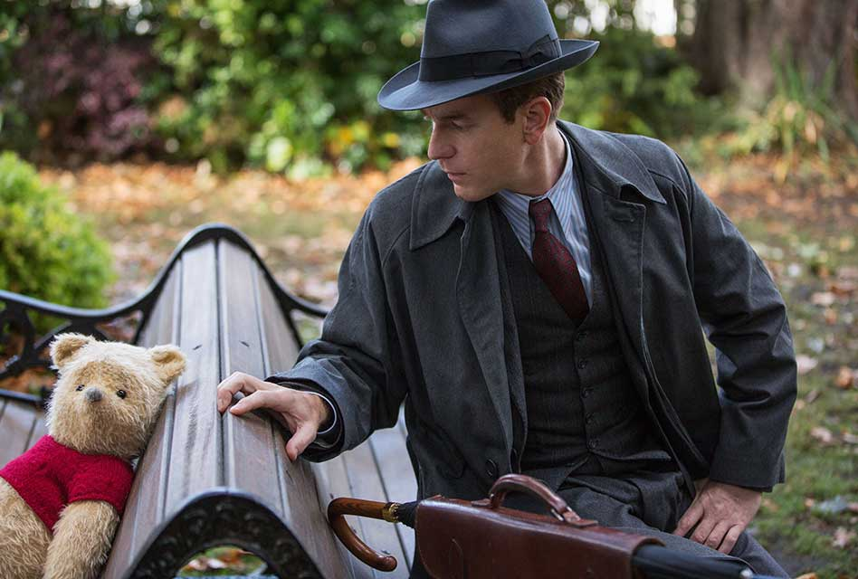Christopher Robin; Romance and Period Drama Watchlist For the Week of July 29