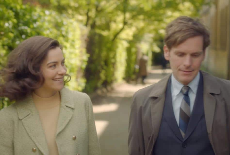 Endeavour and Joan