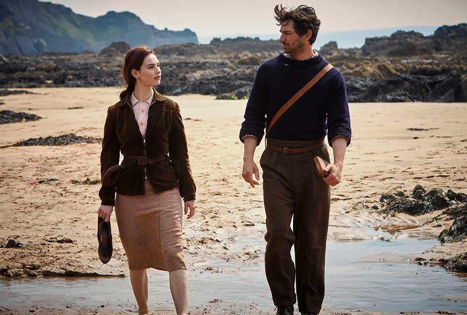 The Guernsey Literary and Potato Peel Pie Society Film Review: The New Adaptation Will Make You Happy