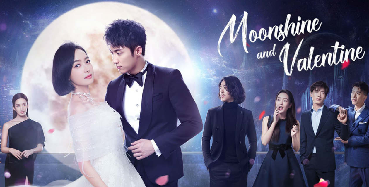 Moonshine and Valentine: A Fascinating Fantasy About Forbidden Love