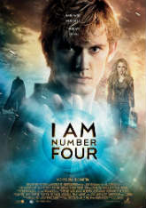 I am number four - 40 of the Best and Exciting Paranormal Romances to Watch on Netflix (2018)