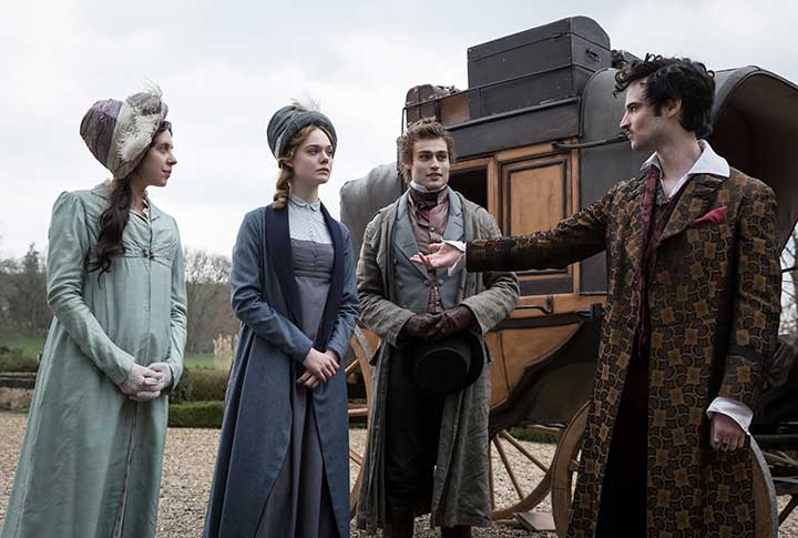 Mary Shelley (2018) - Why You Need to See This Fascinating Period Drama