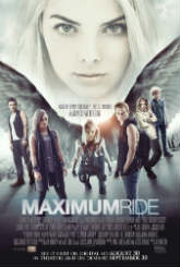 Maximum Ride - 40 of the Best and Exciting Paranormal Romances to Watch on Netflix (2018)