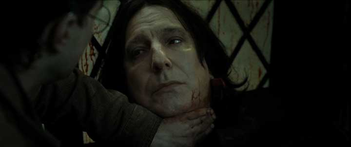 """Romantic Moment of the Week: Snape and Lily – """"Always"""""""