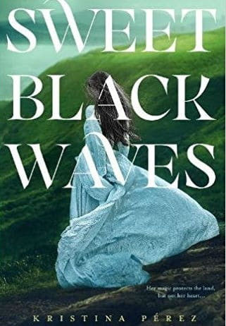 Sweet Black Waves: This is an Awesome Retelling of Tristan and Isolde
