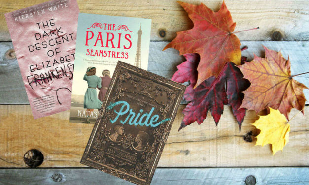 15 Exciting Fall Book Releases You'll Want to Snatch Up