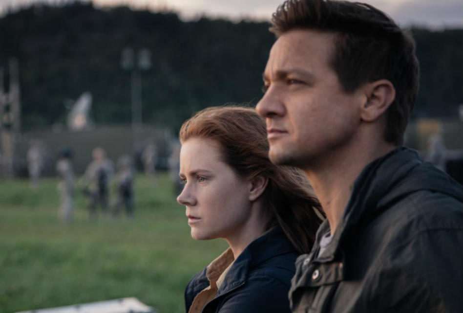 Romantic Moment of the Week: Arrival Is An Innovative Sci-Fi Film About Love