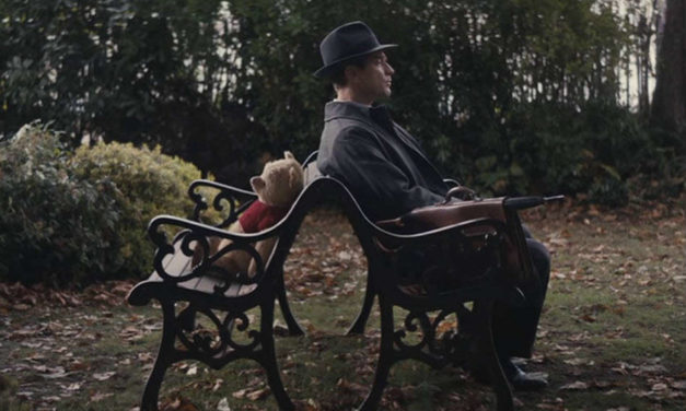 You'll Treasure the Simple Kindness that Makes Christopher Robin Soar