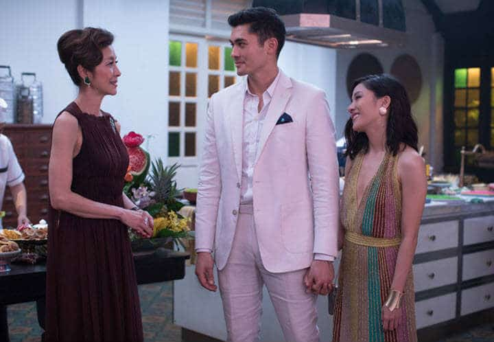 Crazy Rich Asians, Henry Golding, Michelle Yeoh, Constance Wu, Romantic Comedy