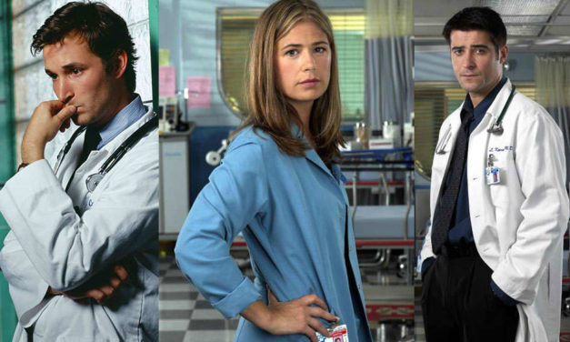 The Unusual ER Love Triangle You Will Love and Hate